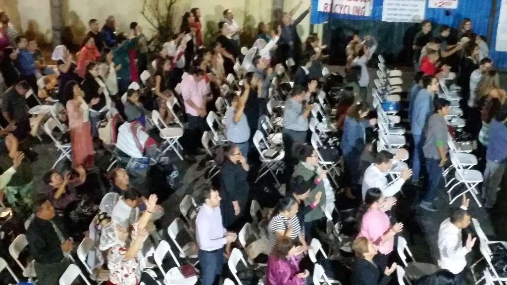 Principe de Paz MH - church  | Photo 9 of 10 | Address: 5108, 15428 Parthenia St, North Hills, CA 91343, USA | Phone: (818) 517-1753