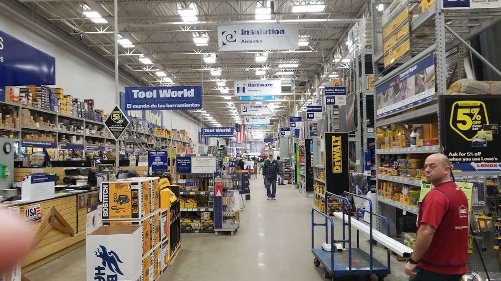 Lowes Home Improvement - hardware store    Photo 8 of 10   Address: 45075 Worth Ave, California, MD 20619, USA   Phone: (301) 737-0232