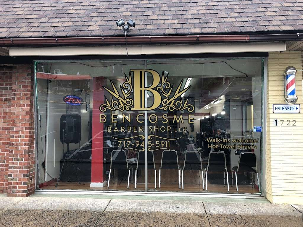 Bencosme Barbershop LLC - hair care  | Photo 1 of 10 | Address: 1722 Columbia Ave, Lancaster, PA 17603, USA | Phone: (717) 945-5911