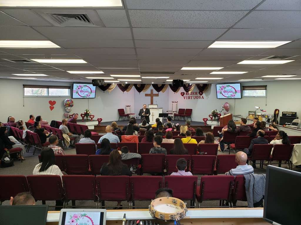 Iglesia Cristiana Betesda. Pastor: Rubero Adorno - church  | Photo 3 of 4 | Address: 24 Echo Ave, Nashua, NH 03060, USA | Phone: (603) 966-6670