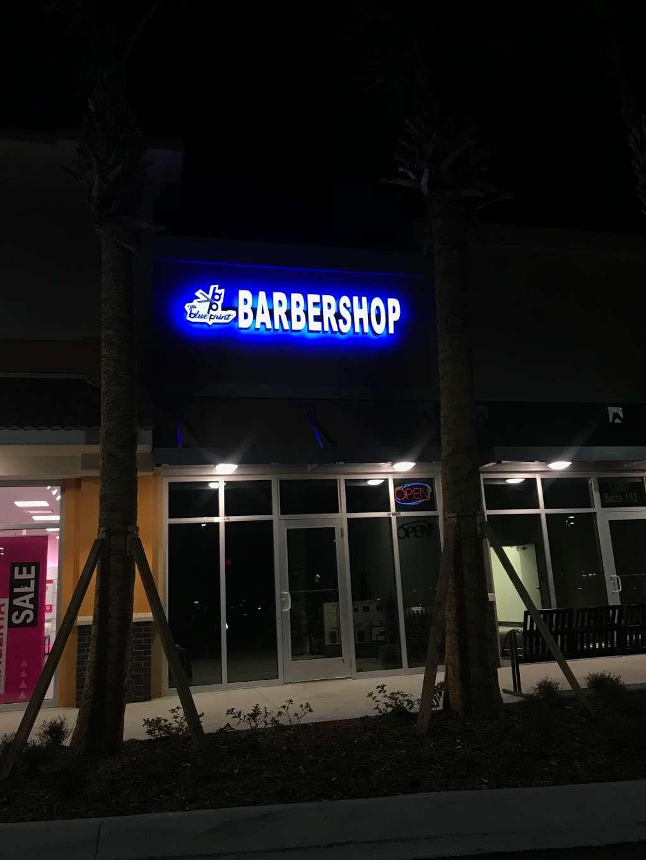 The Blueprint Barbershop - hair care    Photo 3 of 5   Address: suite 118 13807, Landstar Blvd, Orlando, FL 32824, USA   Phone: (321) 800-6807