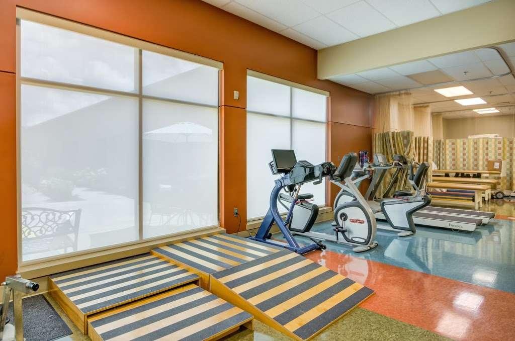 Encompass Health Rehabilitation Hospital of Northern Virginia - hospital  | Photo 9 of 10 | Address: 24430 Millstream Dr, Aldie, VA 20105, USA | Phone: (703) 957-2000