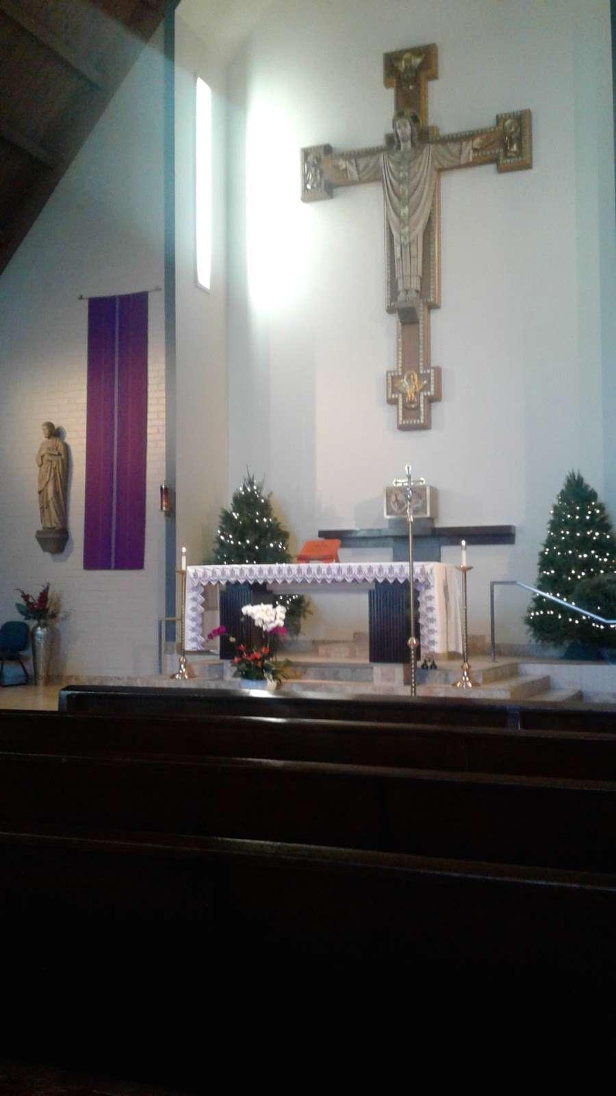 Saint Albert the Great Catholic Church - church  | Photo 10 of 10 | Address: 804 E Compton Blvd, Rancho Dominguez, CA 90220, USA | Phone: (310) 329-7548