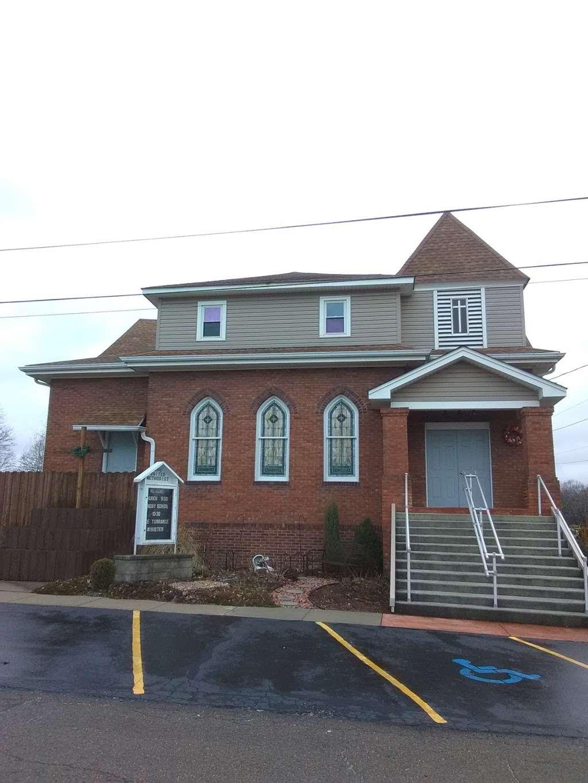 Amo United Methodist Church - church  | Photo 2 of 2 | Address: 5036 Pearl St, Amo, IN 46103, USA | Phone: (317) 509-3530