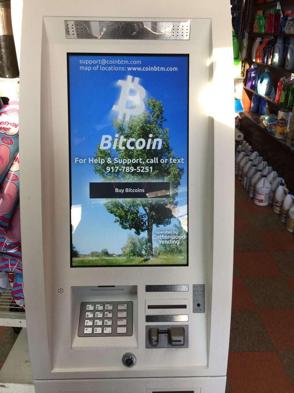 CoinBTM - Bitcoin ATM - atm  | Photo 6 of 7 | Address: 5401 Flatlands Ave, Brooklyn, NY 11234, USA | Phone: (917) 789-5251