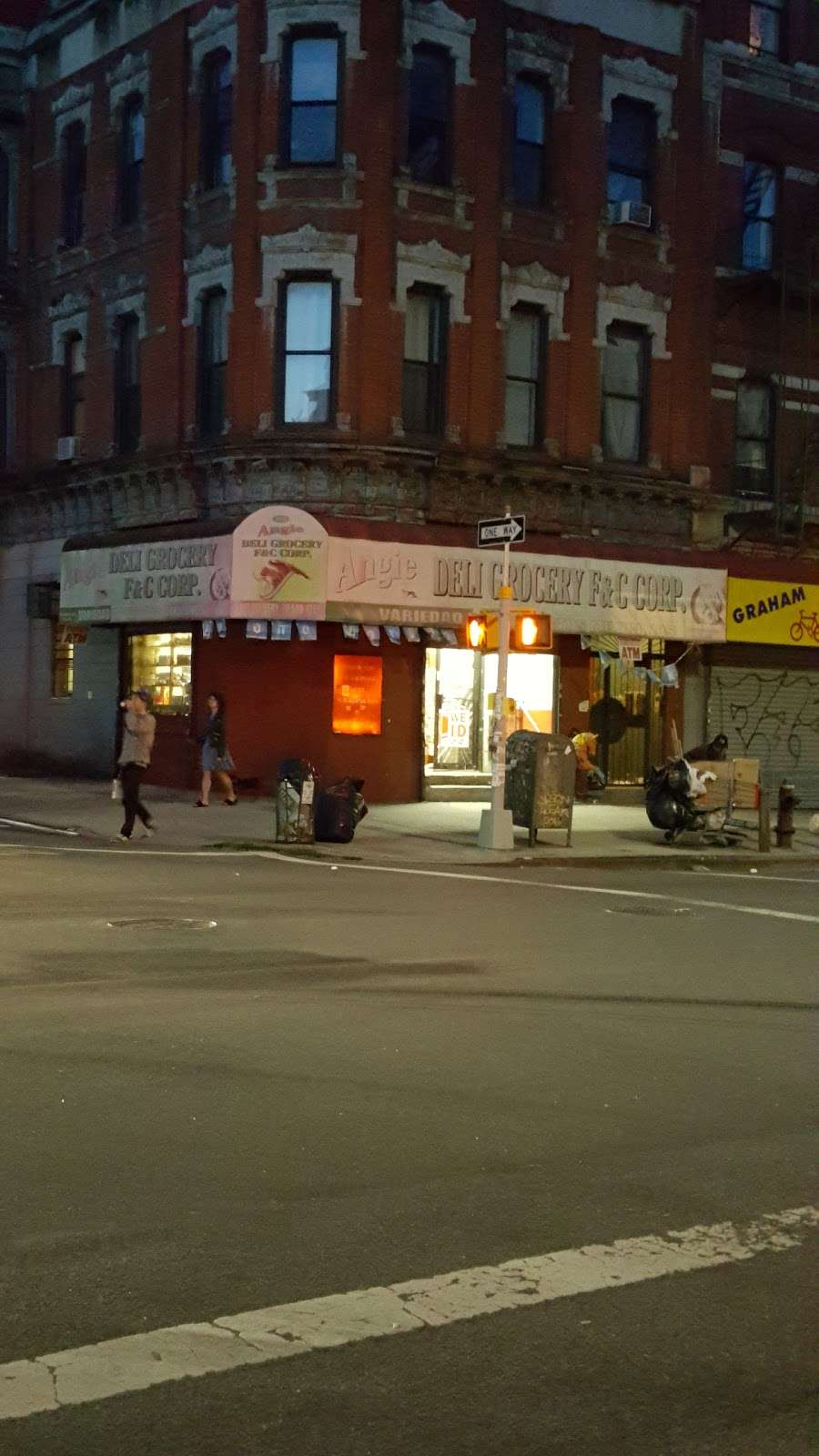 Angies Deli & Grocery - store  | Photo 2 of 3 | Address: 182 Graham Ave # A, Brooklyn, NY 11206, USA | Phone: (718) 384-2909