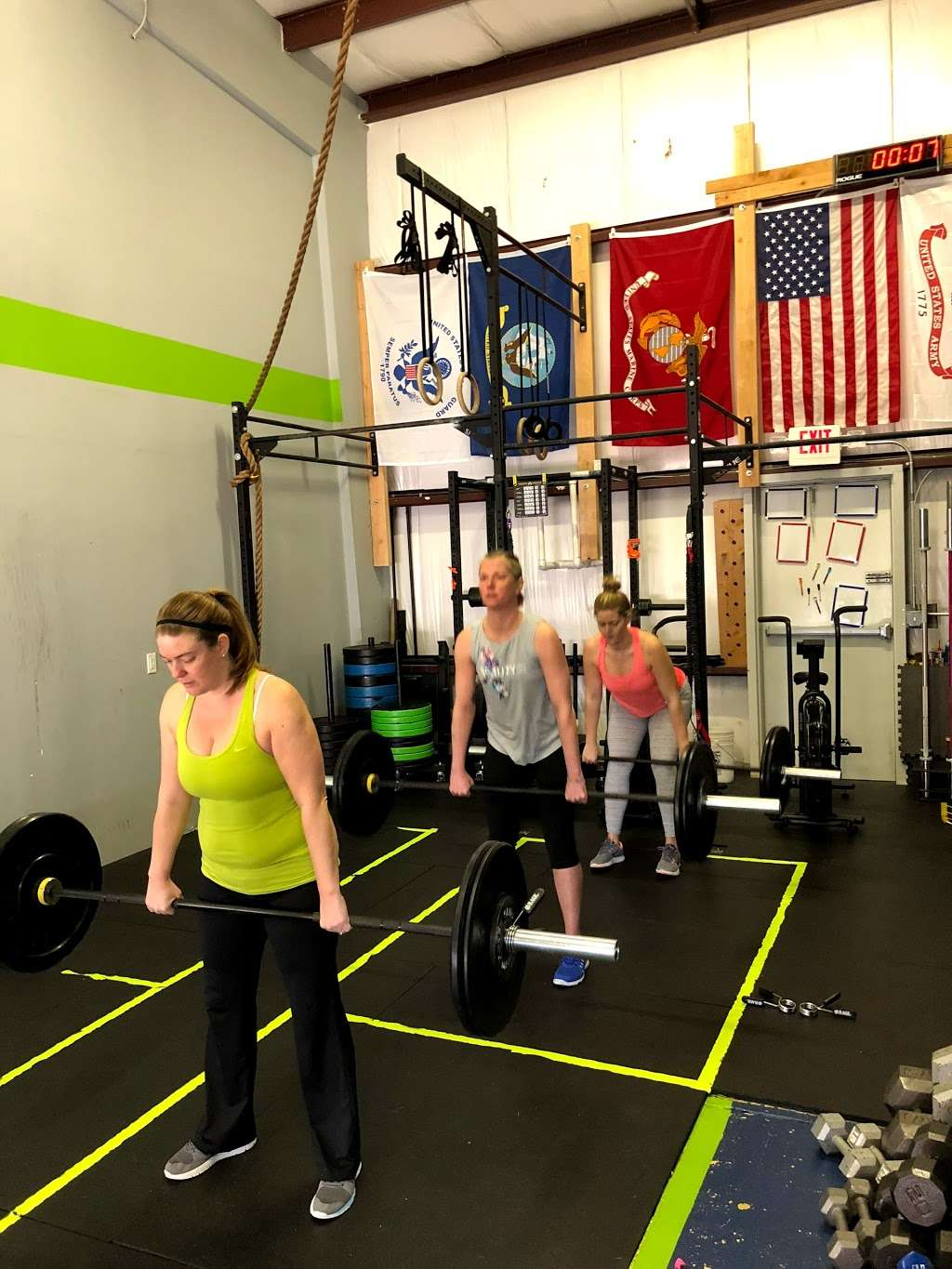 Clamtown CrossFit - gym  | Photo 8 of 10 | Address: 140 7th Ave # 2, Little Egg Harbor Township, NJ 08087, USA | Phone: (609) 812-2145