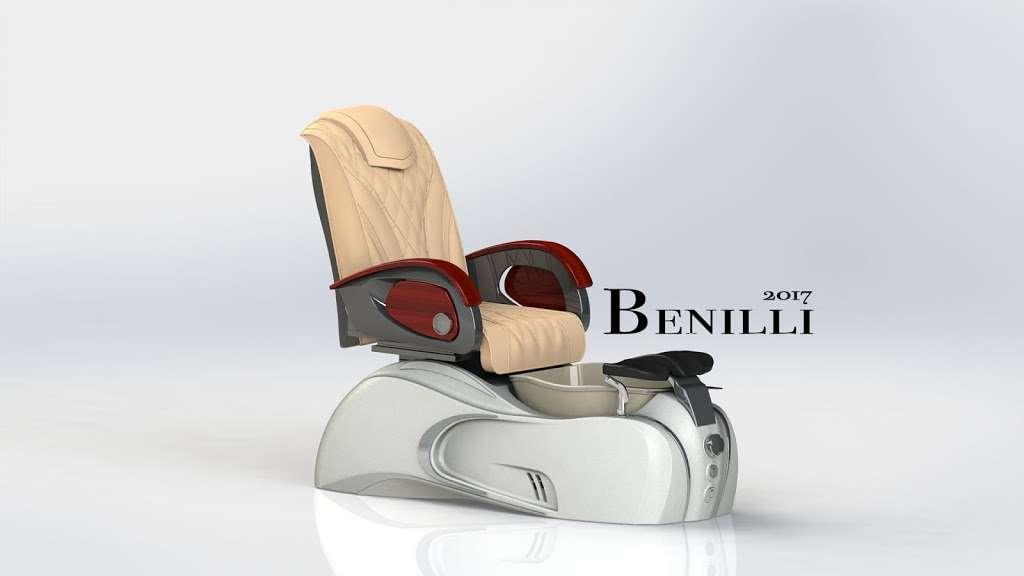 Spatech & Fuji Massage Chair - Store   11801 Westminster Ave, Garden
