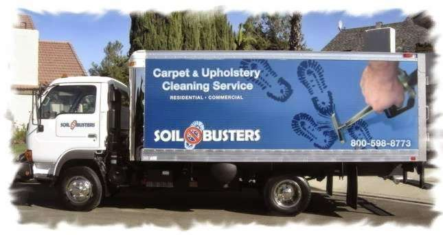 Soil Busters Carpet and Upholstery Cleaning Service - laundry  | Photo 3 of 3 | Address: Temple City, CA 91780, USA | Phone: (909) 598-8773