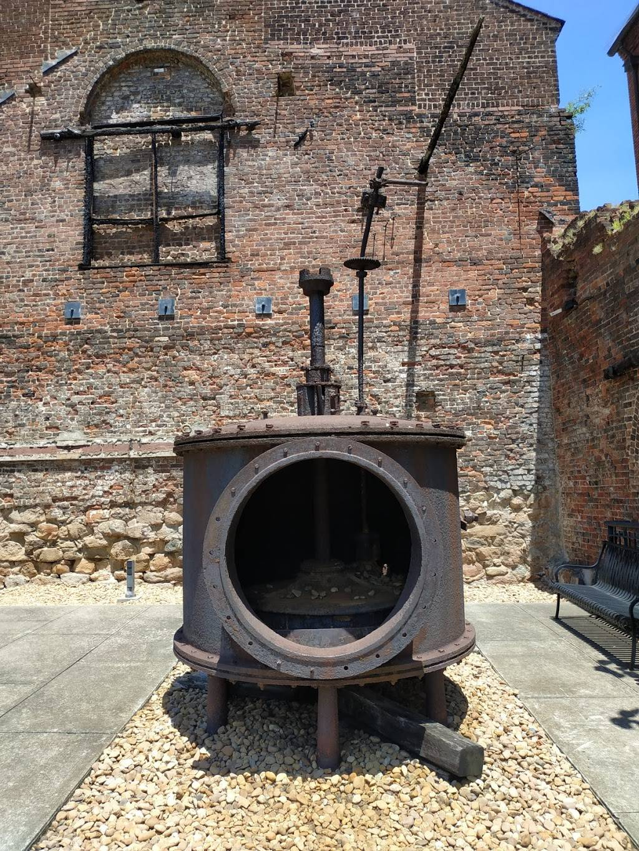 Tredegar Iron Works - museum  | Photo 9 of 10 | Address: 470 Tredegar St, Richmond, VA 23219, USA | Phone: (804) 819-1934