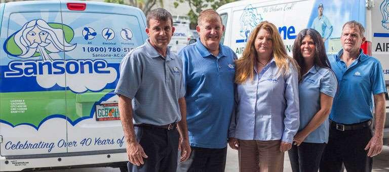 Sansone Air Conditioning, Electrical, Plumbing - plumber  | Photo 4 of 5 | Address: 590 Goolsby Blvd, Deerfield Beach, FL 33442, USA | Phone: (954) 800-2858