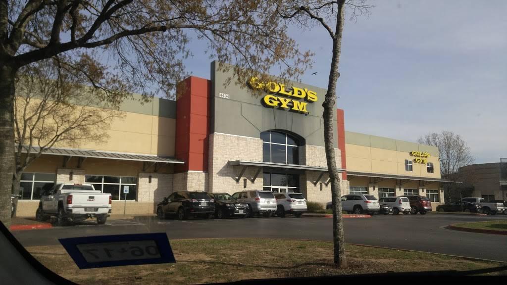 Golds Gym - gym  | Photo 5 of 7 | Address: 4404 W William Cannon Dr, Austin, TX 78749, USA | Phone: (512) 583-0800