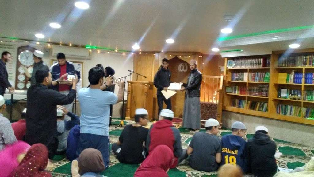Minhaj-Ul-Quran Educational - mosque    Photo 4 of 10   Address: 36 Vreeland Ave, Hackensack, NJ 07601, USA   Phone: (201) 641-2200