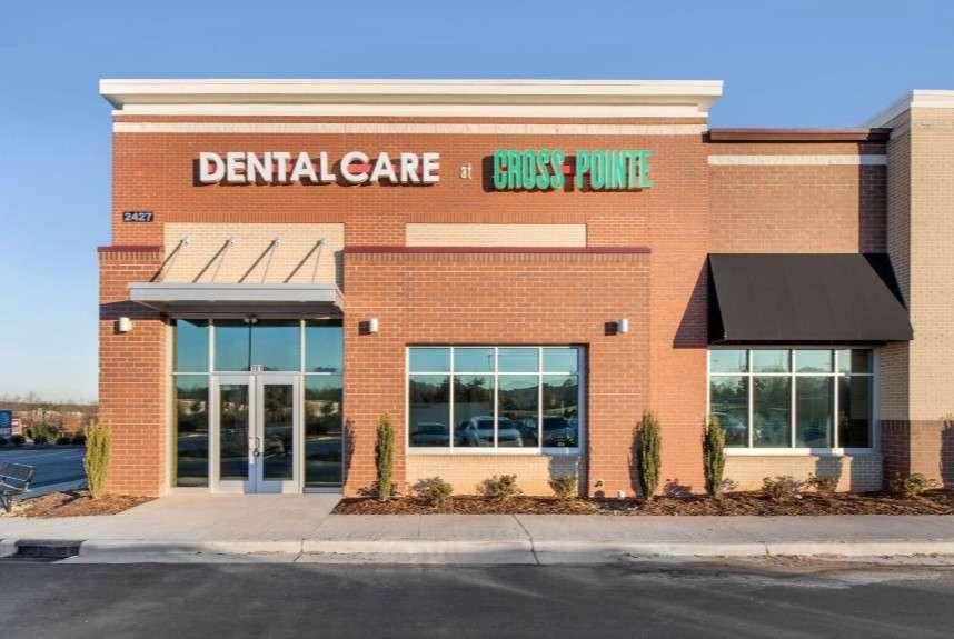 Dental Care at Cross Pointe - dentist    Photo 4 of 8   Address: 2427 Cross Pointe Dr Ste 101, Rock Hill, SC 29730, USA   Phone: (803) 992-8533