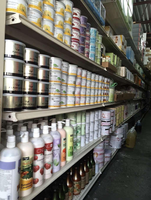 Angelina Nail Supply Inc. - store  | Photo 6 of 7 | Address: 686 4th Ave, Brooklyn, NY 11232, USA | Phone: (718) 832-1688