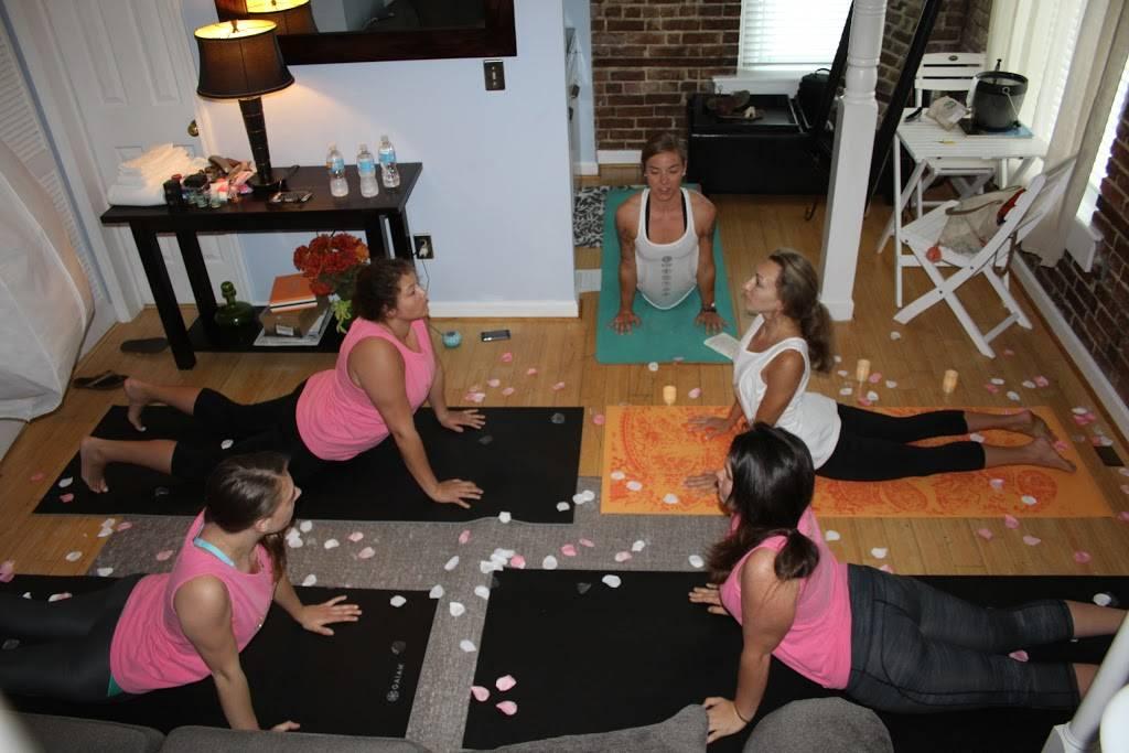 YogaON with Cari: Online Corporate & Private Yoga - school    Photo 4 of 8   Address: 2715 Peachtree Rd, Atlanta, GA 30309, USA   Phone: (323) 540-4197