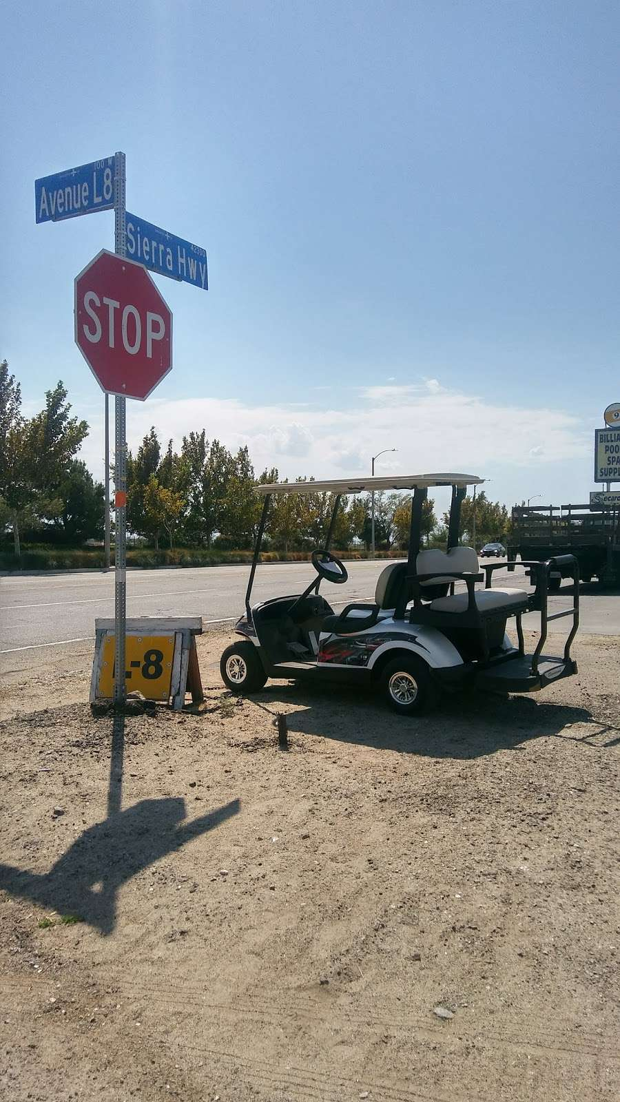 AV Golf Carts - store  | Photo 4 of 10 | Address: 231 W Ave L 8, Lancaster, CA 93534, USA | Phone: (661) 951-0454