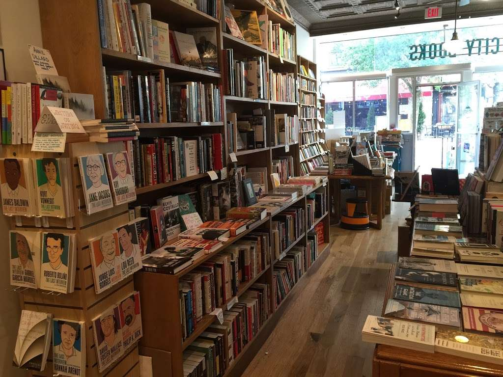 Little City Books - book store  | Photo 9 of 10 | Address: 100 Bloomfield St, Hoboken, NJ 07030, USA | Phone: (201) 626-7323