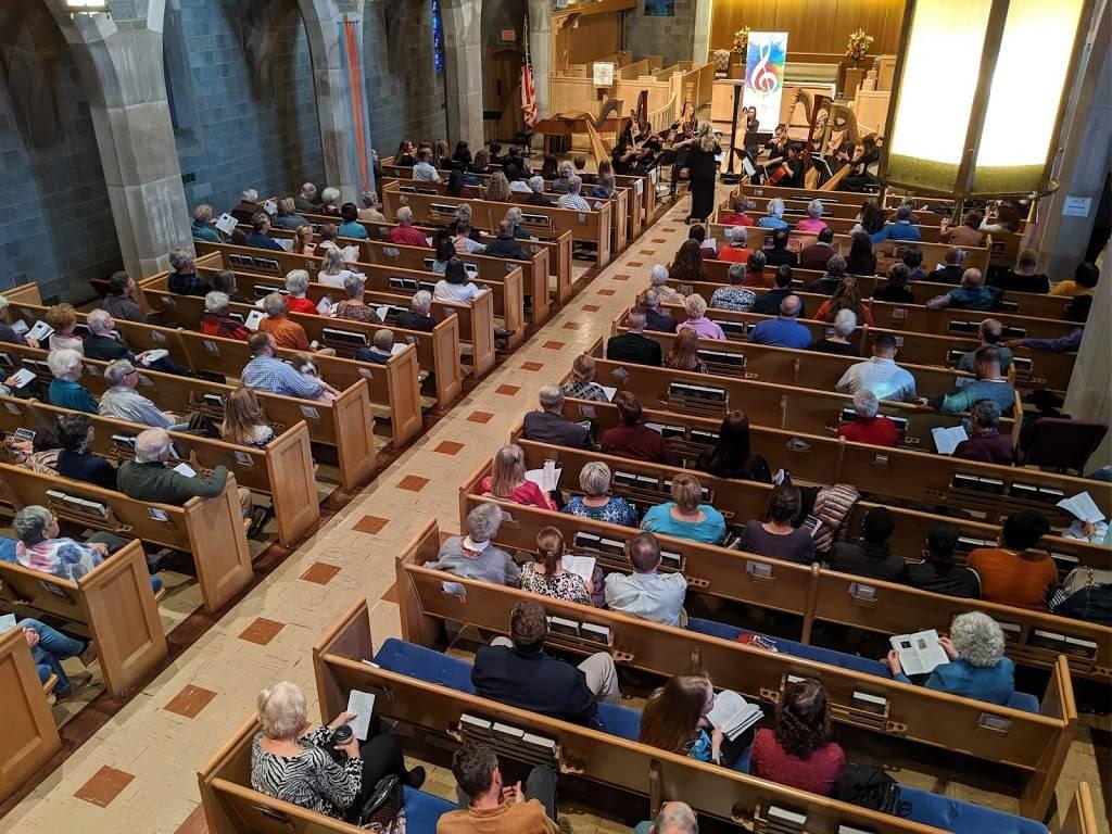 Seventh Street Christian Church Disciples of Christ - church  | Photo 4 of 6 | Address: 4101 Grove Ave, Richmond, VA 23221, USA | Phone: (804) 358-4194