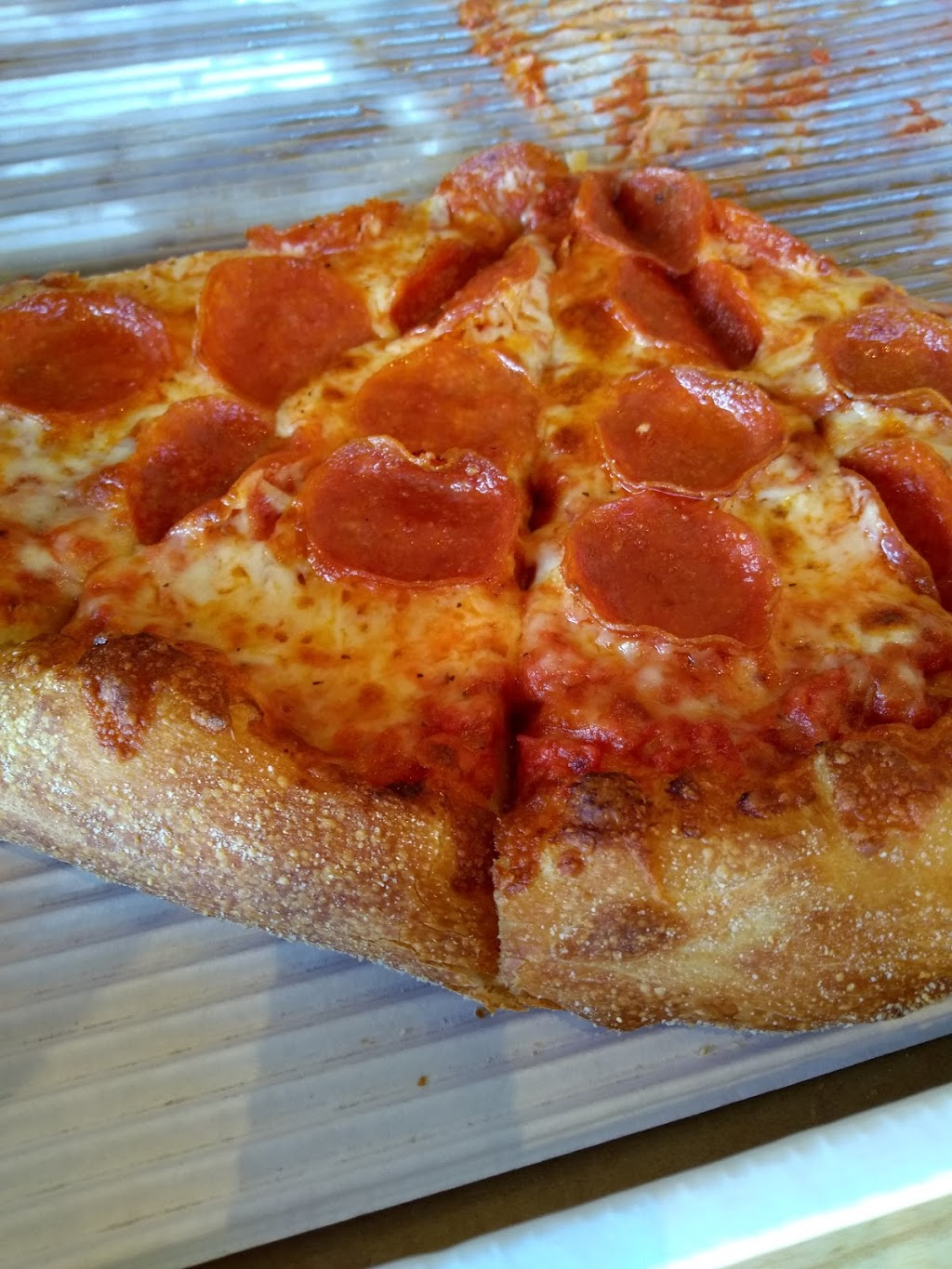 Marcos Pizza - meal delivery  | Photo 4 of 5 | Address: 9803 TX-242 Suite 100, Conroe, TX 77385, USA | Phone: (936) 282-5253