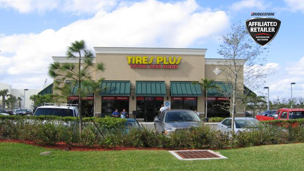 Tires Plus Total Car Care - car repair  | Photo 2 of 10 | Address: 5901 FL-7, Lake Worth, FL 33449, USA | Phone: (561) 432-8000