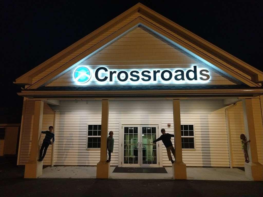 Crossroads Church - church  | Photo 2 of 9 | Address: 43 Atwood Rd, Pelham, NH 03076, USA | Phone: (603) 635-1556