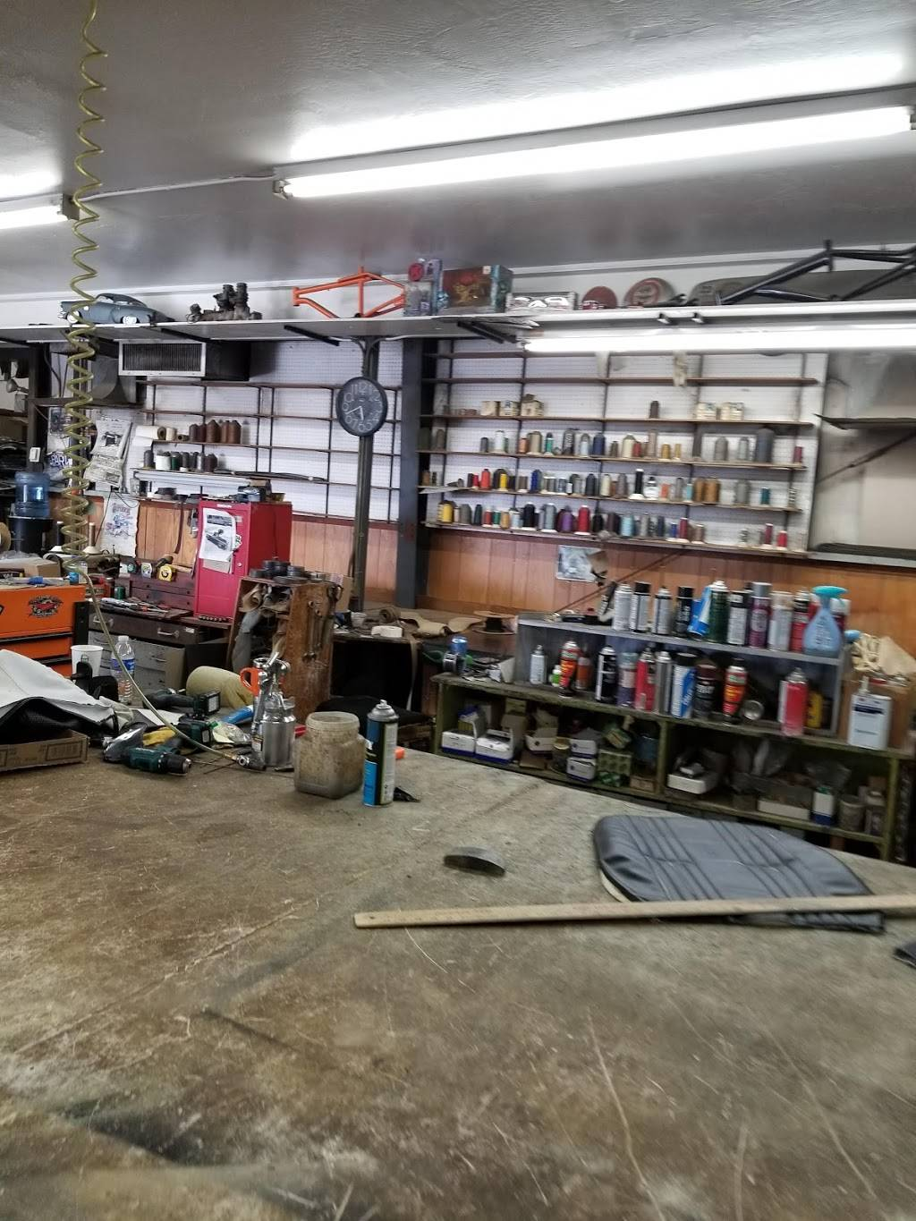 Wall & Eades Auto Upholstery - car repair  | Photo 3 of 10 | Address: 2070 E Olive Ave, Fresno, CA 93701, USA | Phone: (559) 233-7216