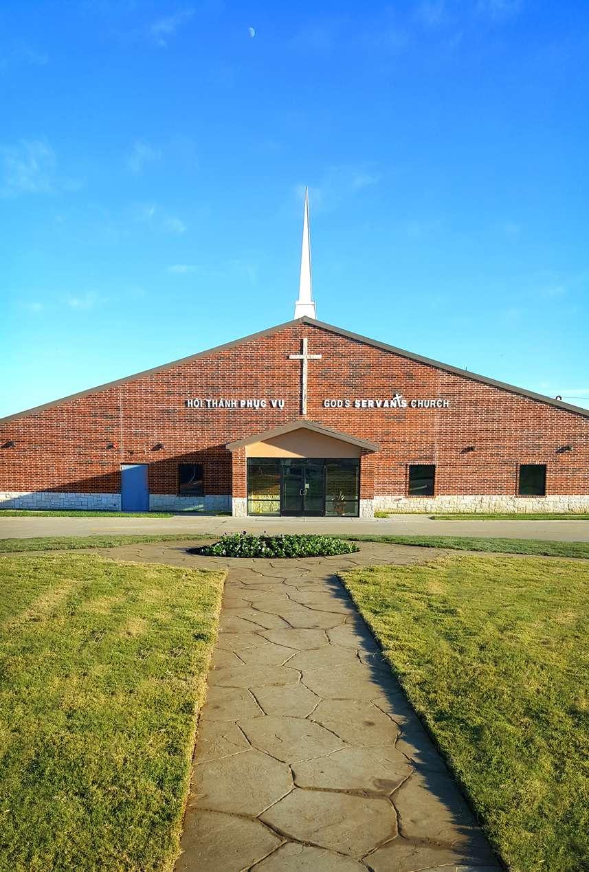 Gods Servants Church - church    Photo 2 of 10   Address: 6516 Sachse Rd, Sachse, TX 75048, USA   Phone: (972) 246-8008