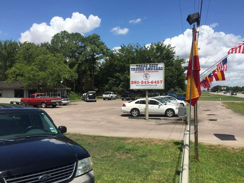 Texas Best Trucks and Cars - car dealer  | Photo 2 of 6 | Address: 19686 TX-35, Alvin, TX 77511, USA | Phone: (281) 245-6457