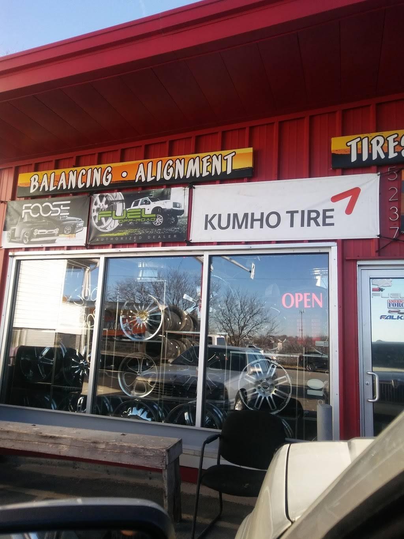 California Tire - car repair  | Photo 1 of 2 | Address: 5237 S 24th St, Omaha, NE 68107, USA | Phone: (402) 933-0134