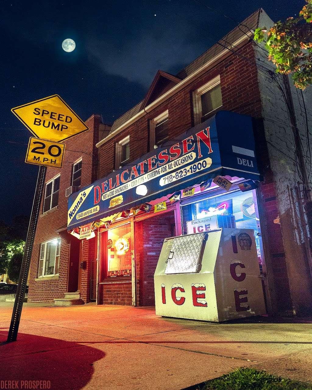 Nonnas - restaurant  | Photo 1 of 1 | Address: 3148 Ampere Ave, Bronx, NY 10465, USA | Phone: (718) 823-1900