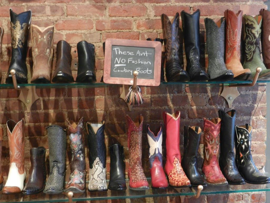 Space Cowboy Boots, NYC - shoe store  | Photo 8 of 10 | Address: 234 Mulberry St, New York, NY 10012, USA | Phone: (646) 559-4779