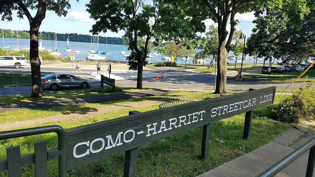 Como-Harriet Streetcar Line - museum  | Photo 4 of 7 | Address: 4200 Queen Ave S, Minneapolis, MN 55410, USA | Phone: (952) 922-1096
