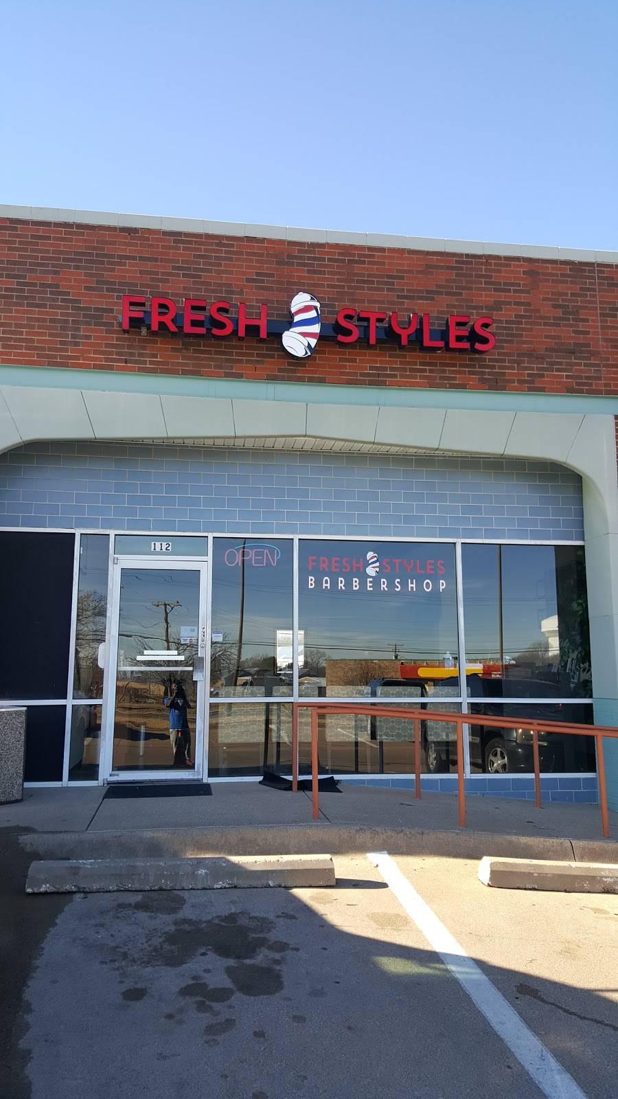 Fresh Styles Barbershop - hair care  | Photo 2 of 8 | Address: 3200 S Cooper St, Arlington, TX 76015, USA | Phone: (817) 468-3990