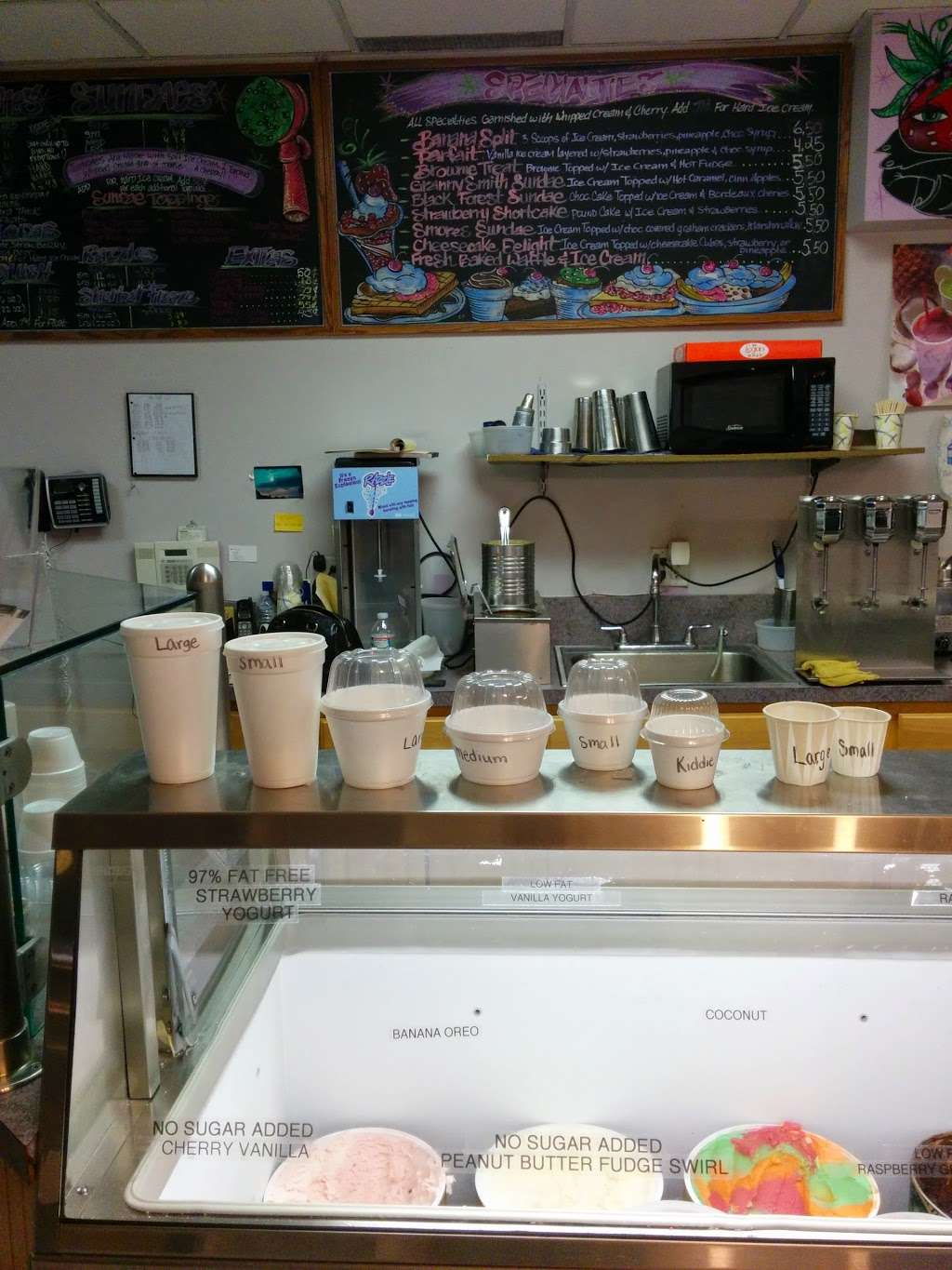 Mikes Ice Cream - store  | Photo 1 of 7 | Address: 1540 Paterson Plank Rd, Secaucus, NJ 07094, USA | Phone: (201) 863-6791