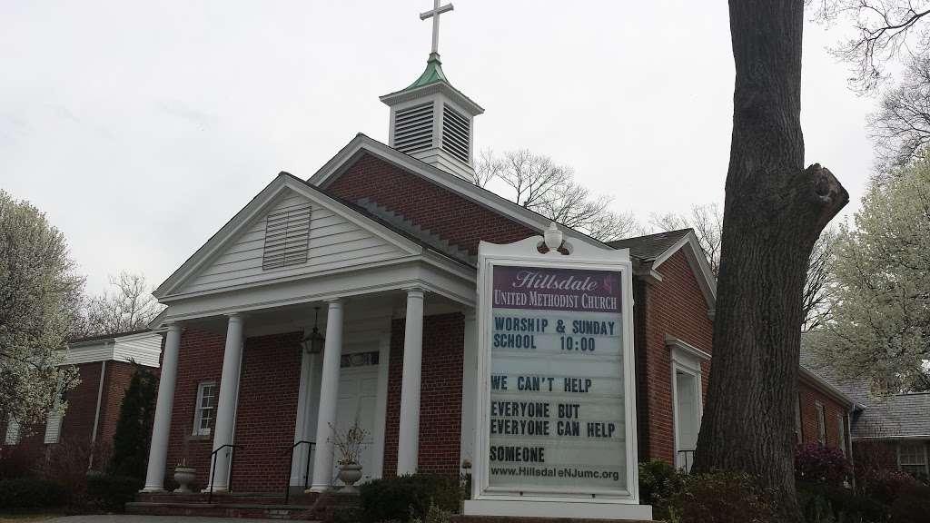 Hillsdale United Methodist Church - church    Photo 2 of 10   Address: 349 Hillsdale Ave, Hillsdale, NJ 07642, USA   Phone: (201) 664-5231