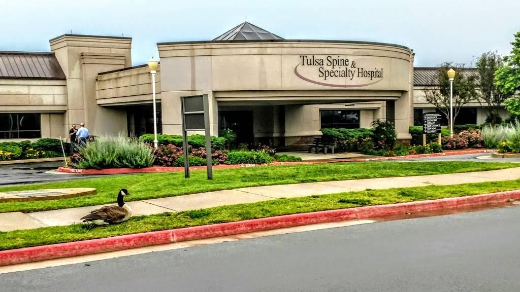 Tulsa Spine & Specialty Hospital - hospital  | Photo 5 of 9 | Address: 6901 S Olympia Ave, Tulsa, OK 74132, USA | Phone: (918) 388-5701