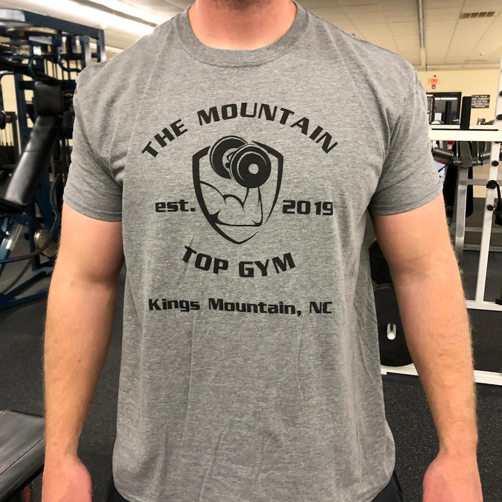 The Mountain Top Gym - gym    Photo 7 of 10   Address: 1012 Shelby Rd, Kings Mountain, NC 28086, USA   Phone: (864) 812-4340