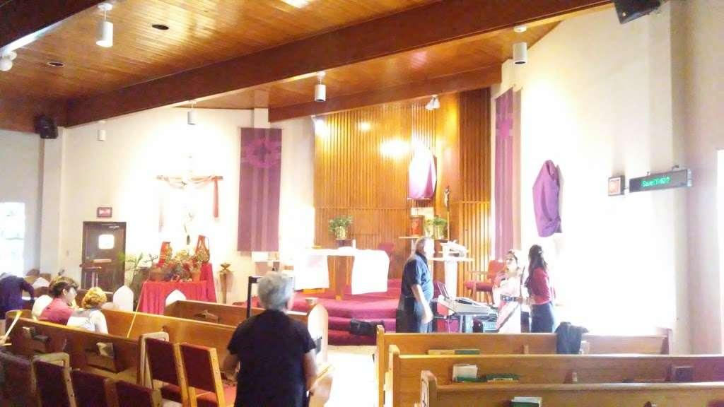 El Carmen Church - church  | Photo 9 of 9 | Address: 18555 Leal Rd, San Antonio, TX 78221, USA | Phone: (210) 626-2333