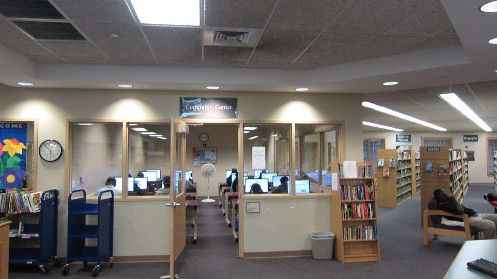 Riletta L. Cream Ferry Avenue Branch, Camden County Library Syst - library  | Photo 9 of 10 | Address: 852 Ferry Ave, Camden, NJ 08104, USA | Phone: (856) 342-9789