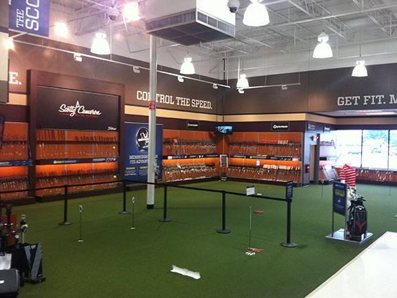 Golf Galaxy - shoe store  | Photo 7 of 9 | Address: 2100 W Northwest Hwy, Grapevine, TX 76051, USA | Phone: (817) 310-3596