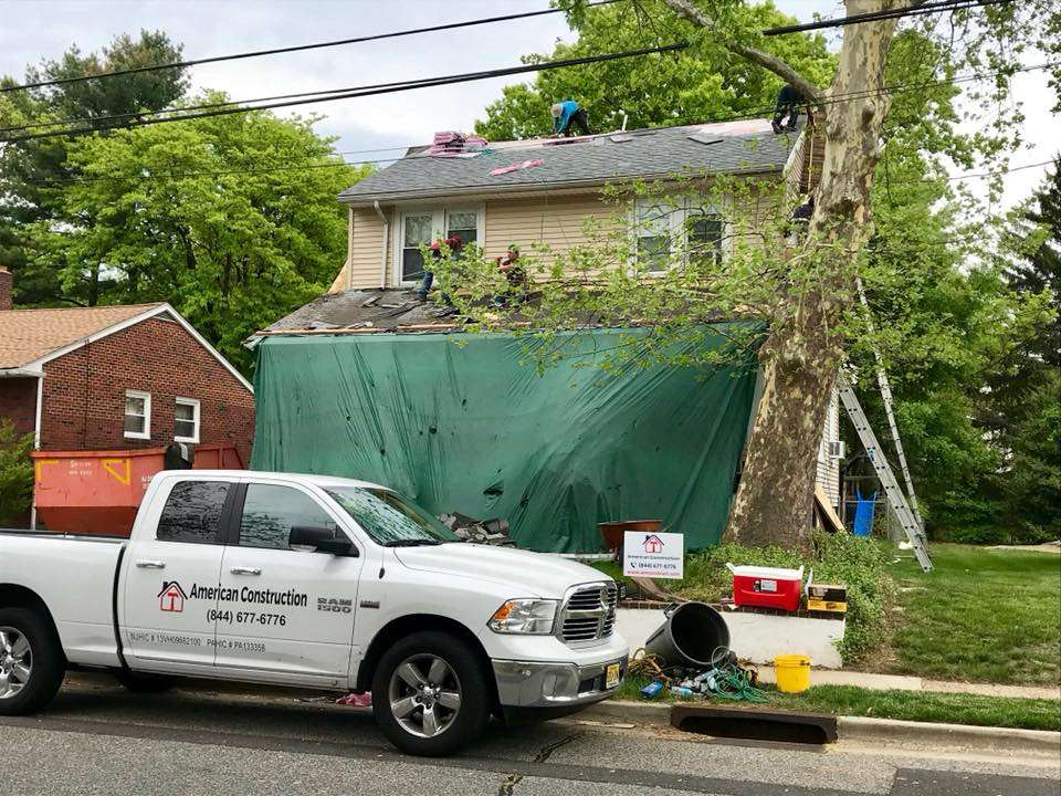 American Construction - roofing contractor  | Photo 4 of 10 | Address: 6 Firethorne Rd, Cherry Hill, NJ 08003, USA | Phone: (844) 677-6776