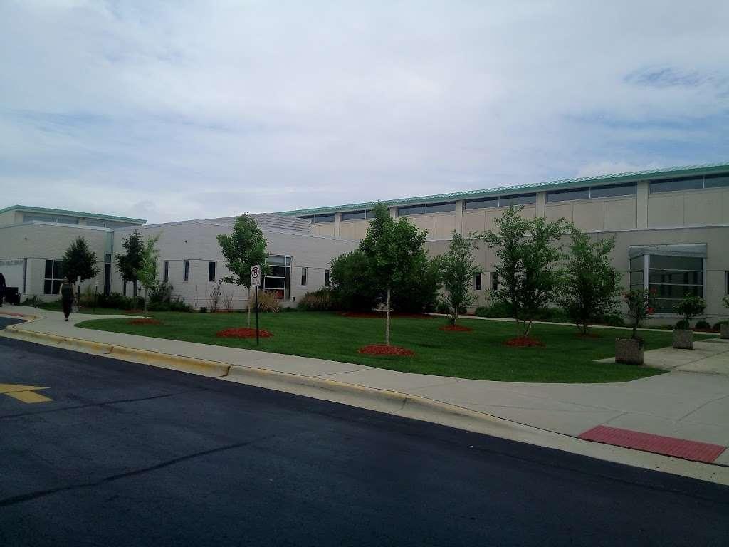 Matteson Area Public Library District - library  | Photo 2 of 2 | Address: 801 School Ave, Matteson, IL 60443, USA | Phone: (708) 748-4431