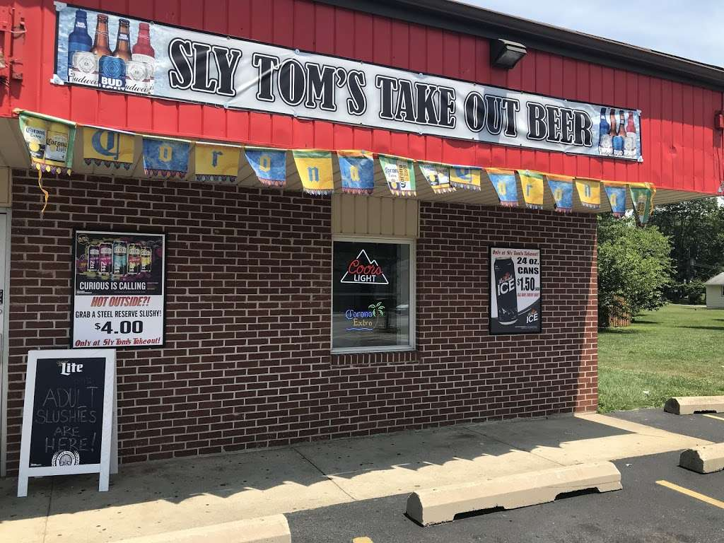 Sly Toms Take Out Beer - restaurant    Photo 1 of 4   Address: 1099 W Lincoln Hwy, Coatesville, PA 19320, USA