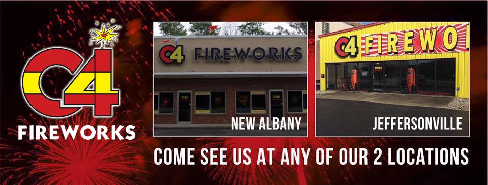 C4 Fireworks - store  | Photo 6 of 6 | Address: 1335 Corydon Pike, New Albany, IN 47150, USA | Phone: (800) 800-2264