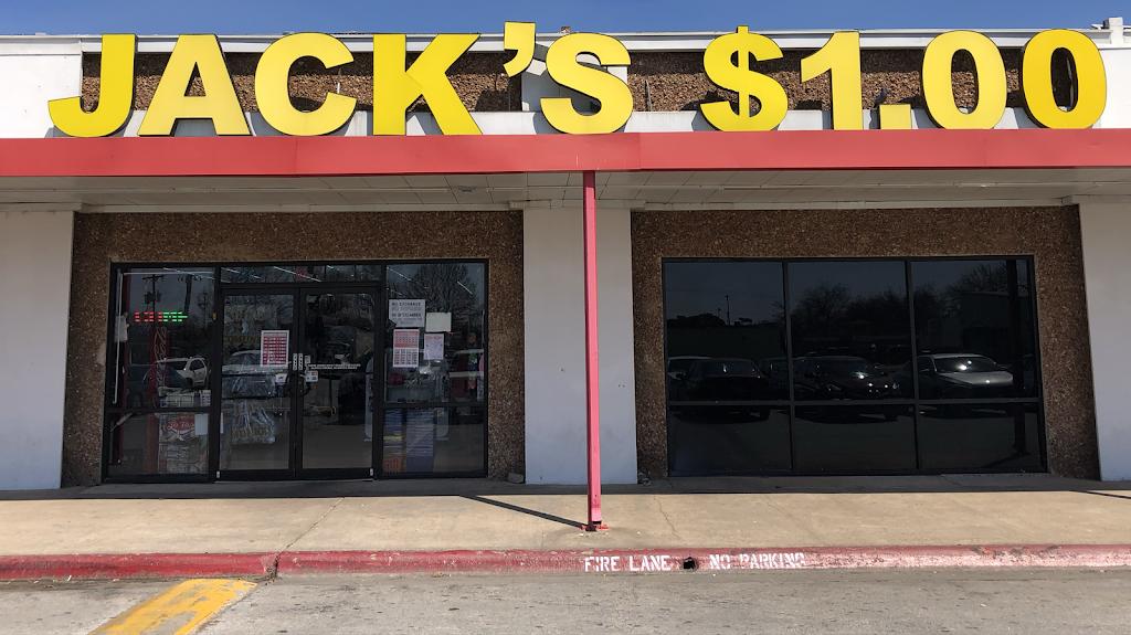 Jacks Dollar - home goods store  | Photo 1 of 10 | Address: 865 W Miller Rd, Garland, TX 75041, USA | Phone: (972) 278-0700
