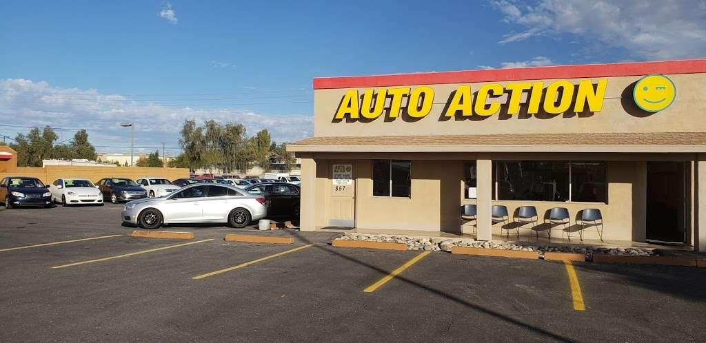 Auto Action - car dealer  | Photo 3 of 10 | Address: 857 N Arizona Ave, Chandler, AZ 85225, USA | Phone: (480) 800-6350