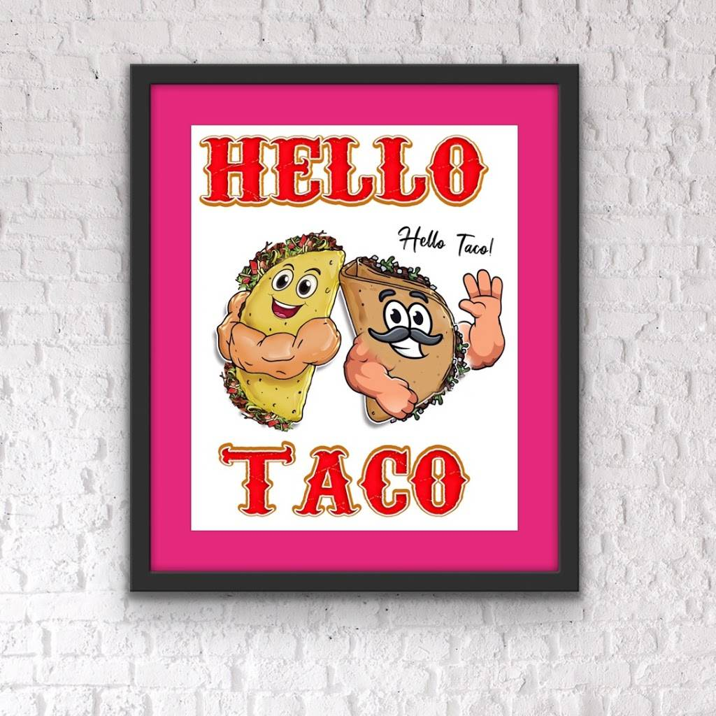 Hello taco - restaurant  | Photo 3 of 6 | Address: 1911 S State Rd 7, Fort Lauderdale, FL 33317, USA | Phone: (954) 646-8619