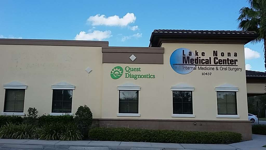 Quest Diagnostics Lake Nona - Employer Drug Testing Not Offered - health  | Photo 2 of 9 | Address: 10437 Moss Park Rd Suite A, Orlando, FL 32832, USA | Phone: (407) 207-4765