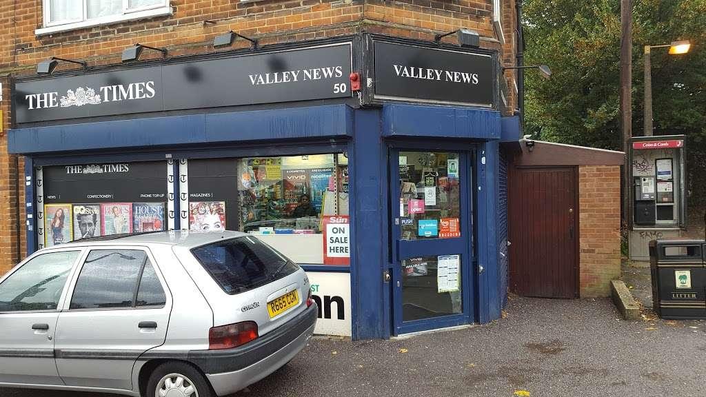 Valley News Newsagents - store  | Photo 1 of 3 | Address: 50 Station Way, Buckhurst Hill IG9 6LN, UK | Phone: 020 3720 3635